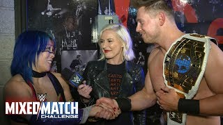 The Miz and Asuka get lost in translation following huge WWE MMC victory