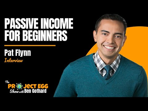 Pat Flynn: Smart Passive Income Business Models To Make Over $150K Per Month