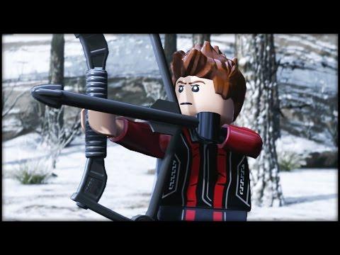 LEGO MARVEL AVENGERS - 100% Complete Level Guide - Struck off the List!