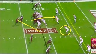 Film Study: Mississippi State vs Alabama