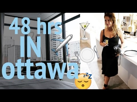 48 Hours in Ottawa at The Andaz Ottawa Hotel | Gracie Carroll