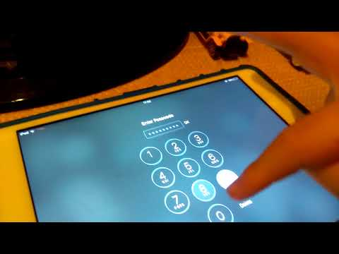 IPad and IPhone Passcode Bypass