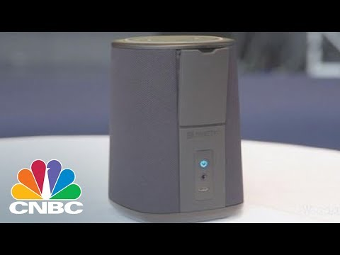 Product Review: Turn Up The Volume On Your Amazon Echo Dot & Take It Anywhere With Vaux   CNBC