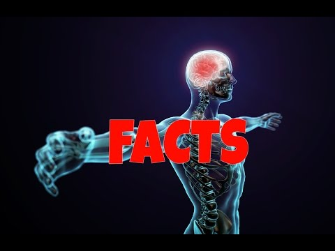 AMAZING UNUSUAL FACTS ON HUMAN BODY! - CAN YOU BELIEVE IT?!?!