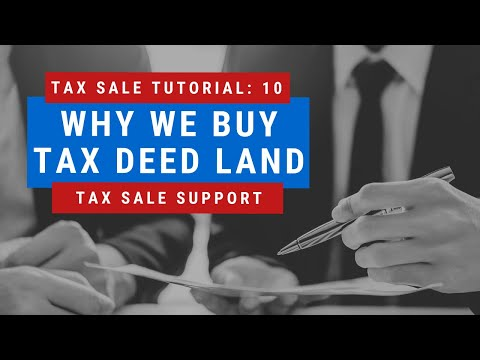 Buy Tax Deed Land for $500-$1000: Weekly Update (3/16/18)