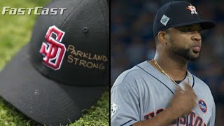 MLB.com FastCast: Stoneman Douglas honored - 2/23/18
