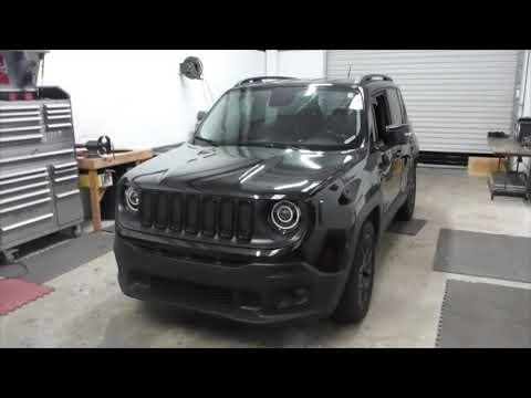 2017 Jeep Renegade Phase 2: Lighting Blackout