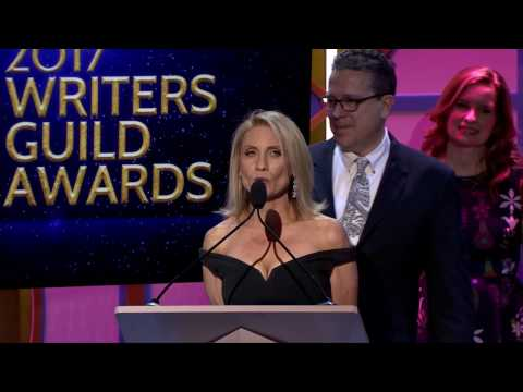 Hollywood Game Night takes home the 2017 WGA Award for Quiz & Audience Participation