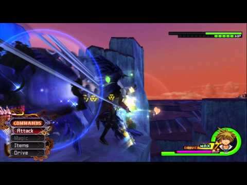 Kingdom Hearts 2 Final Mix - Sephiroth (Sora LV 51)