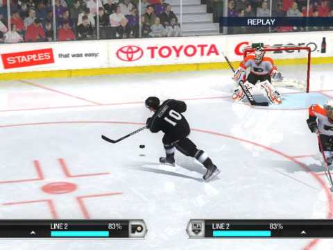 NHL 2009 PC:How to play as goalkeeper (READ DESCRIPTION)