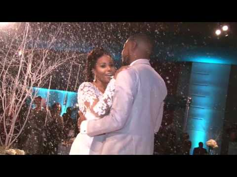 A Winter Wonderland Wedding (AMBIENT  MEDIA - SNOW EFFECT)