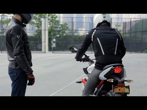 How to Ride with a Passenger | Motorcycle Riding
