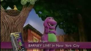 Barney  Live! in New York City Trailer
