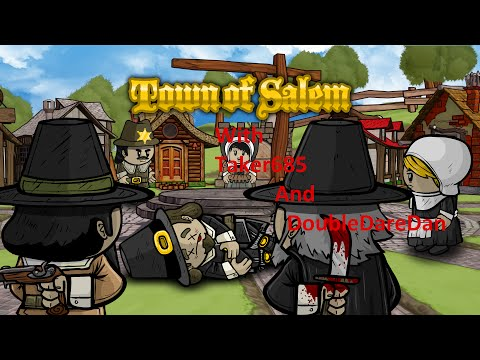 Stop Making Phone Calls!: Town of Salem with DoubleDareDan