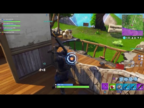 Fortnite super| everythings blowing up lol