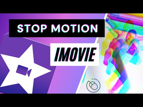 Easy Stop Motion iMovie Tutorial
