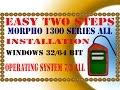 SAFRAN MORPHO SMART MSO 1300 SERIES E E2 E3 ALL INSTALLATION ONLY TWO STEPS IN APNA CSC ESPECIALLY