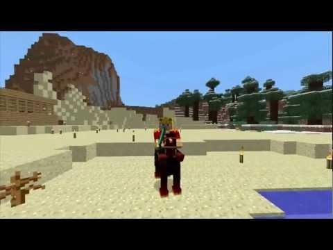 Mo Creatures Nightmare Horse v3.7