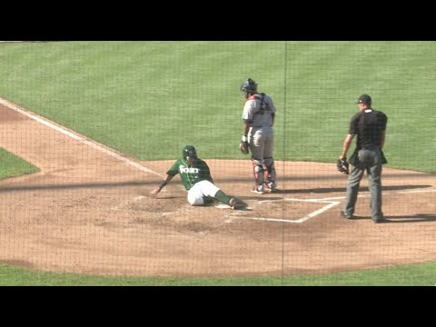TinCaps beat Hot Rods in first game of doubleheader halted by rain