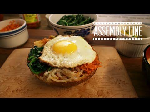 Bi Bim Bap Toast | Assembly Line