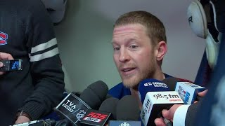 Hemsky has felt depression during latest concussion recovery
