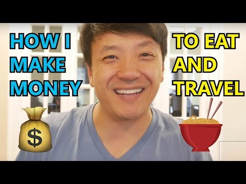How I Make Money to Eat and Travel: Commenting On Your Comments