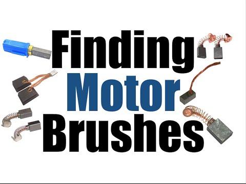 Finding Motor Brushes