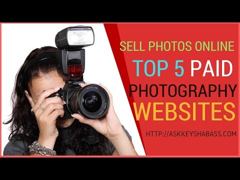 Top 5 Paid Photography Websites | Sell Photos Online