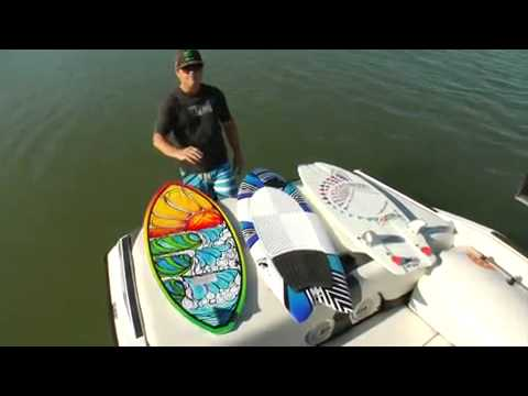 How To: Choose The Right Wakesurf Board