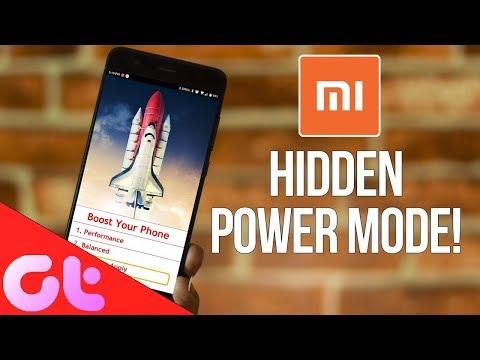 Unlock Xiaomi Hidden Menu & Activate Best Performance Mode !!