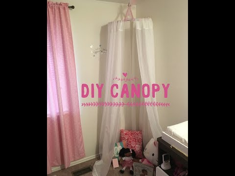 DIY Canopy | 2 affordable options