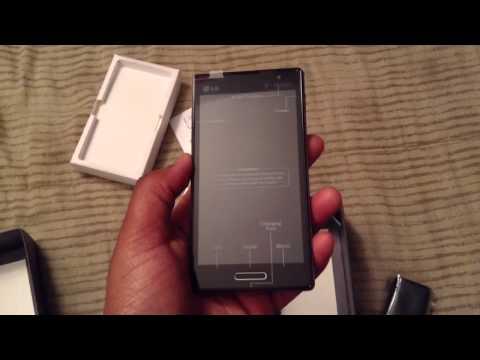 T-Mobile LG Optimus L9