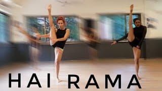 Hai Rama - Rangeela | The BOM Squad | Svetana Kanwar Choreography