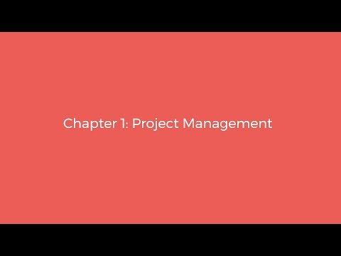 Chapter 1: Project Management