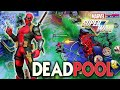 Marvels Super War DeadPool Gameplay Trying First Time Lets LookOut This Hero Marvels Moba 5V5