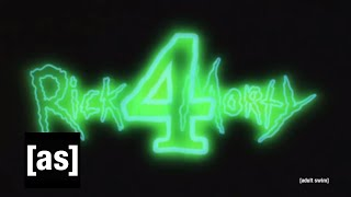 Season 4 Episode Titles Reveal | Rick and Morty | adult swim