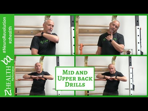 Mid Back Pain Relief