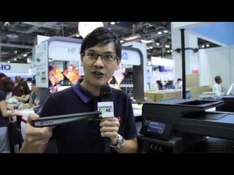 HP's Officejet Pro X576 - World's Fastest Desktop Inkjet AIO Printer
