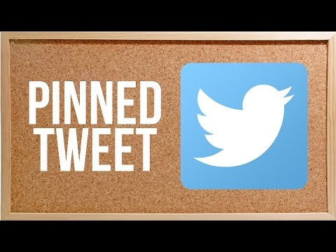How To Pin A Tweet To The Top Of Your Twitter Profile - Twitter Tutorial