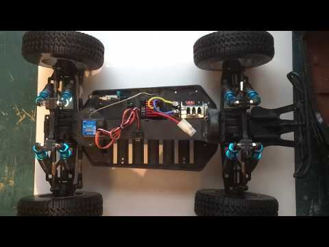 Cheap 1/10 RC buggy build - Part 1