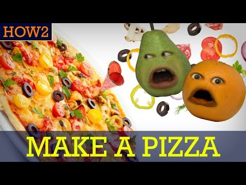 HOW2: How to Make a Pizza!