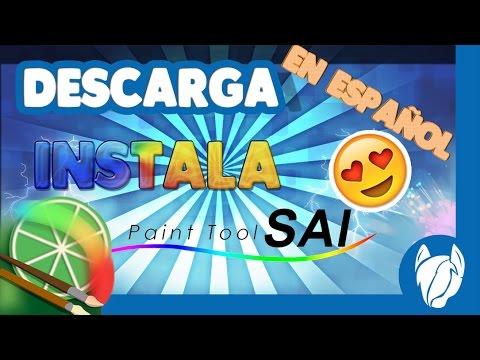 Descargar Paint Tool Sai | Full Español 2017 [Completo] (Windows 7, 8, 8.1, 10)