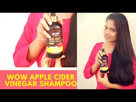 My Review: WOW Apple Cider Vinegar Shampoo& Skin Science - Hair Conditioner| Trendy Lady