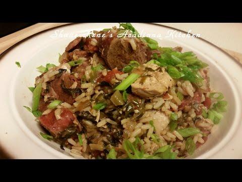 Cajun Jambalaya Recipe - Chicken, Smoked Sausage & Ham Hock Recipe - Episode 61