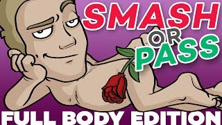 SMASH or PASS - FULL BODY EDITION! - Random Character Designs