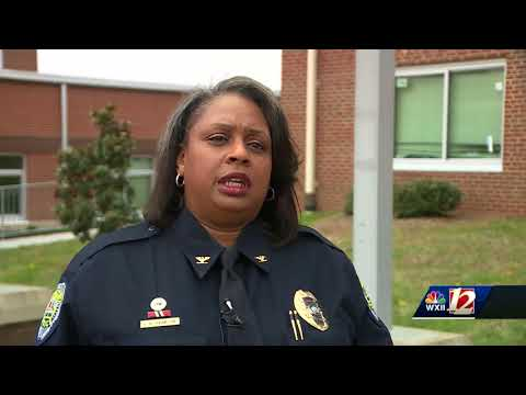 Winston-Salem Forsyth County Schools offer police officers free lunches