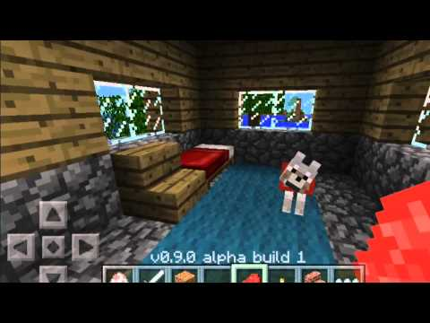 Minecraft Pe New Mobs Wolves, Ocelots, silverfish etc