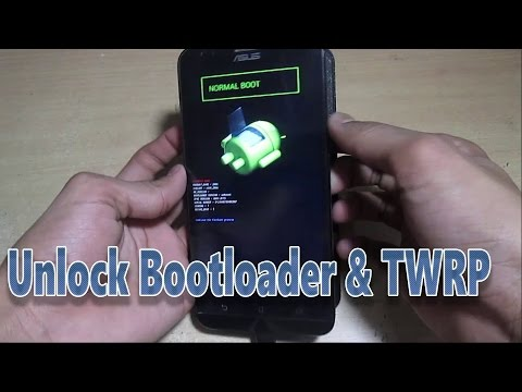 Asus Zenfone 2 : How to Unlock Bootloader And Install TWRP Recovery