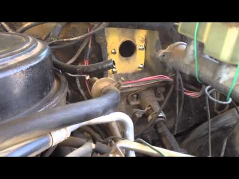 Brake Booster Install on 1983 Chevy K5 Blazer