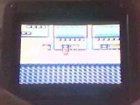 pokemon blue glitch